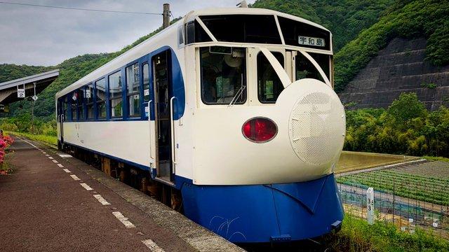 Der langsamste Shinkansen