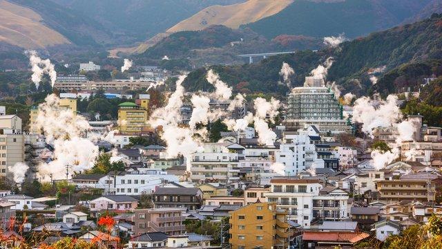 Beppu: Japans Badestadt heisst Tätowierte willkommen