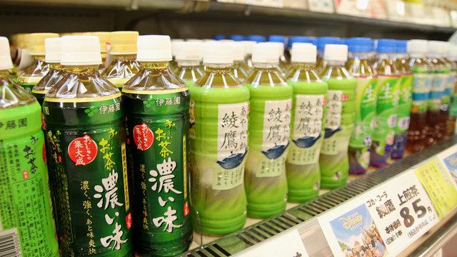Das Land der zuckerfreien Getränke