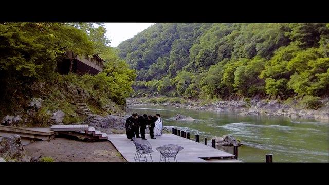 Hoshinoya Kyoto: Das versteckte Ryokan mitten in der Natur
