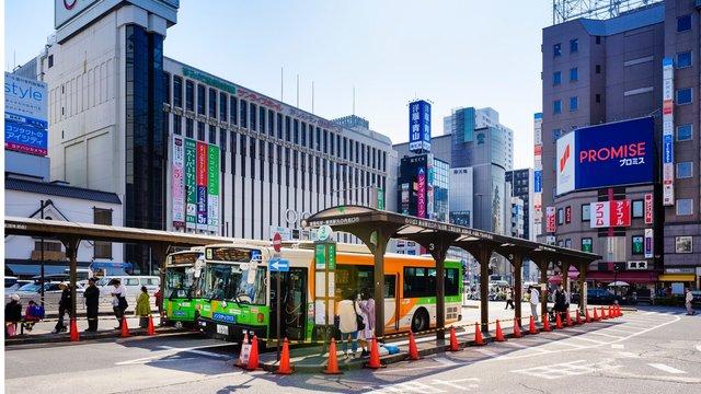 Japans Bussystem verstehen