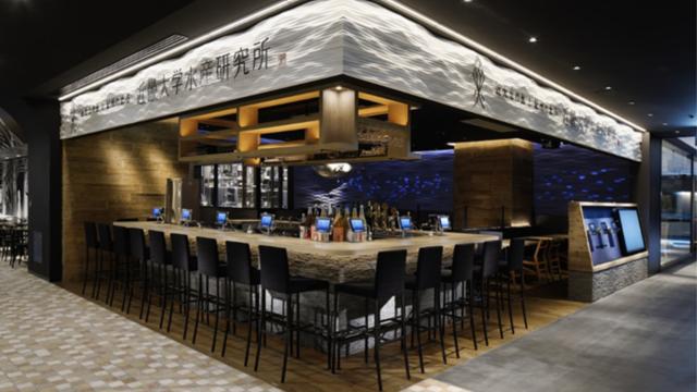 Tokios speziellstes Sushi-Restaurant