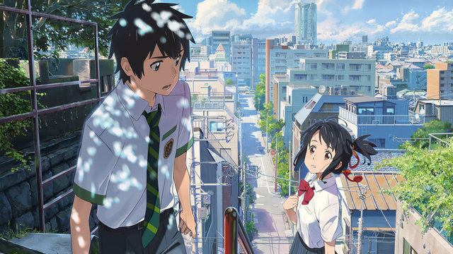 "Mit ""Your Name"" Japan entdecken"