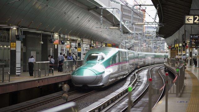 Shinkansen: Von Tokio nach Hokkaido in 3 Stunden 59 Minuten