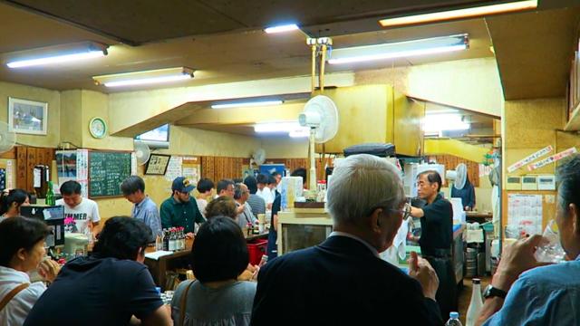 Das Ende der legendärsten Stehbar Tokios