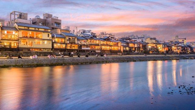 Kyoto führt die Übernachtungssteuer ein
