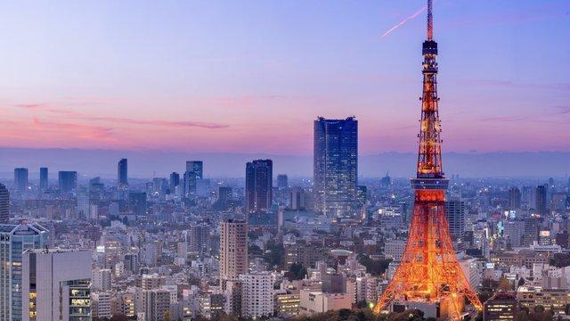 Tokyo Tower: Eine japanische Ikone
