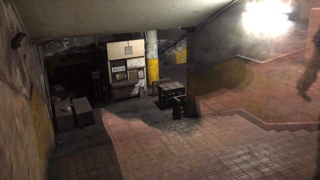 Ein Besuch im Geisterbahnhof von Tokio