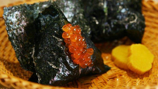 Grosse Ehre für das Onigiri