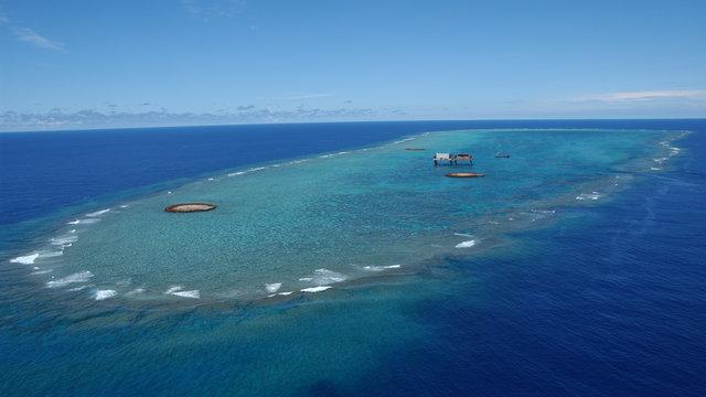 Japans verschwindend kleine Grenzinseln