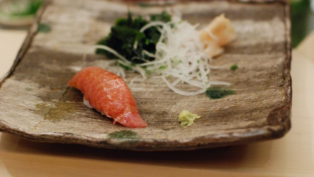 Kyubey: Tokios legendäres Sushi-Restaurant