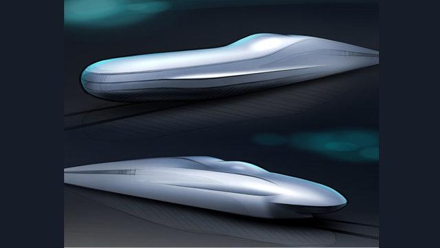 ALFA-X: Der futuristische Shinkansen