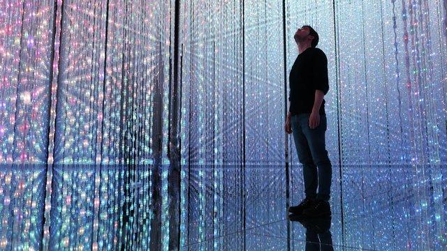 Digital Art Museum: Besuch im Museum der Zukunft