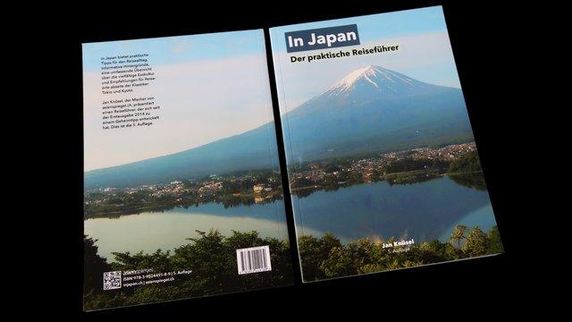 «In Japan»: Der praktische Reiseführer in der 5. Auflage