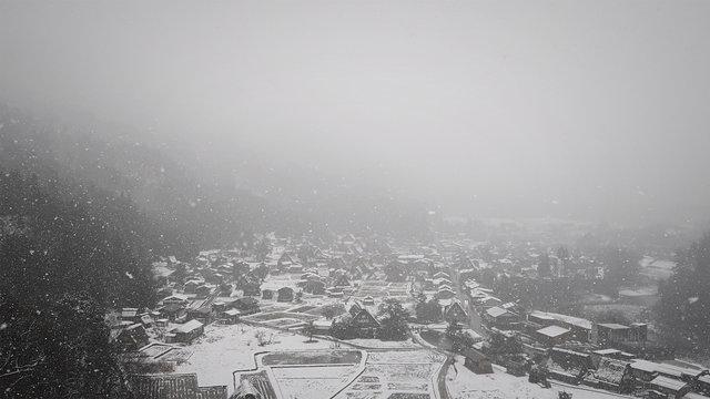 Shirakawagō: Winter im schönsten Bergdorf Japans