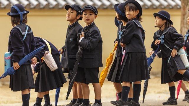 Smartphones an japanischen Schulen verboten