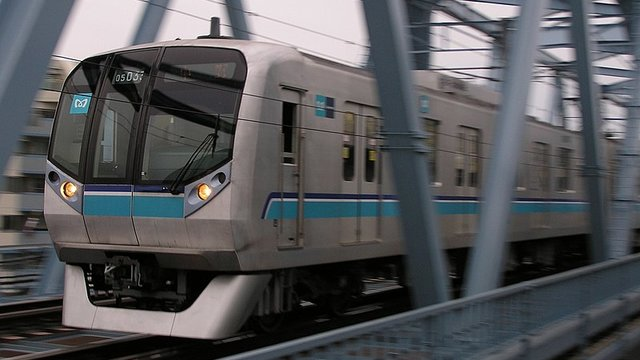 Tōzai: Tokios überfüllteste Metro-Linie