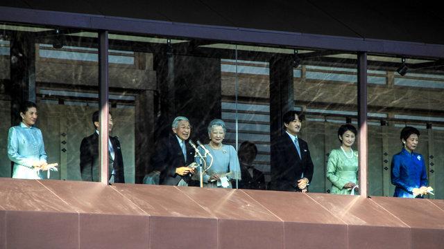 «Emperor Emeritus»: Der künftige Titel von Kaiser Akihito