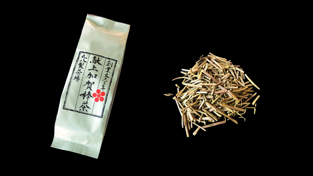 Made in Japan: Kaga-Bōcha – der geröstete Edeltee