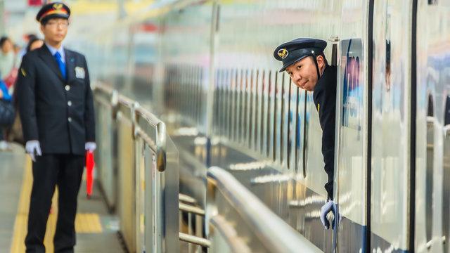 Der grosse Fahrplanwechsel in Japan