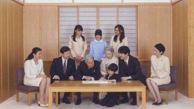 Die Frage nach einer japanischen Kaiserin