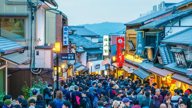 «Kyoto-banare»: Auf Kyoto verzichten