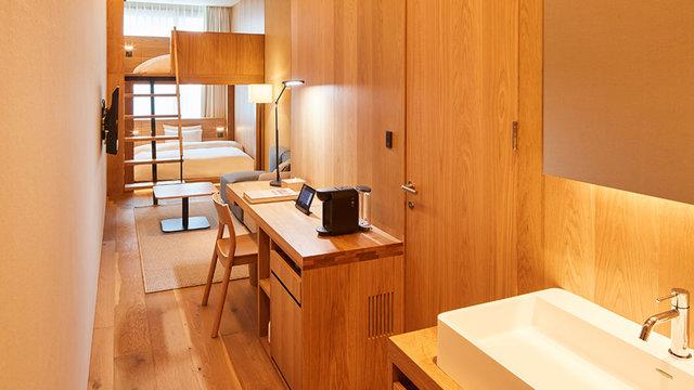 Muji Hotel Ginza: Das schlichte Design-Hotel