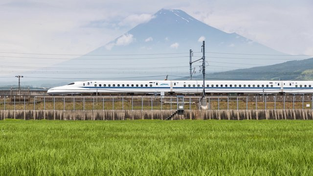 JR, Japan Rail Pass, Suica, Shinkansen & Limited Express: Bahnfahren in Japan