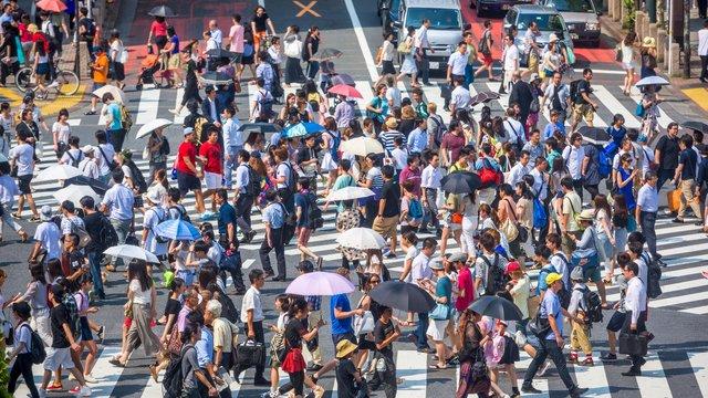 CoolBiz: Japan stellt sich auf den Sommer ein