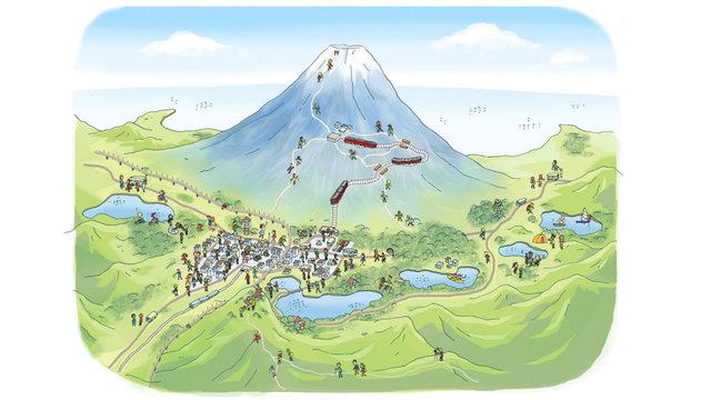 Der Traum von der Mount-Fuji-Bahn
