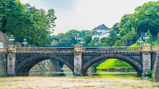 Die kaiserlichen Residenzen in Tokio