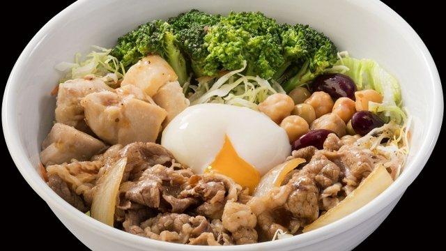 Gyūdon ohne Reis