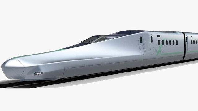 Japan präsentiert die Zukunft des Shinkansen