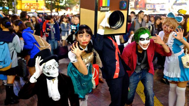 Shibuya erlässt Halloween- und Neujahrs-Alkoholverbot
