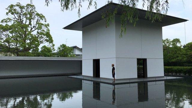 Das elegante Zen-Museum