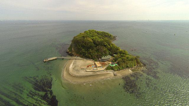 Drohnenlieferungen für kleine Inseln