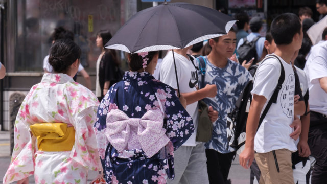Nach der Regenzeit kommt die grosse Hitze