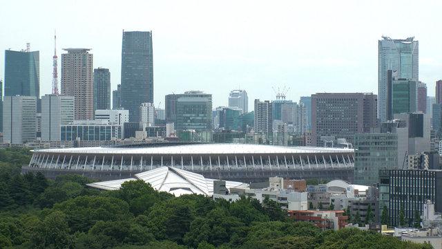 Noch 1 Jahr bis Tokio 2020