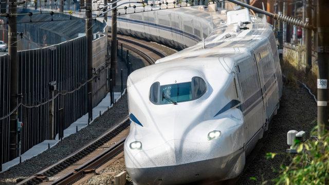360 km/h: Ein neuer Shinkansen für die Strecke Tokio - Osaka