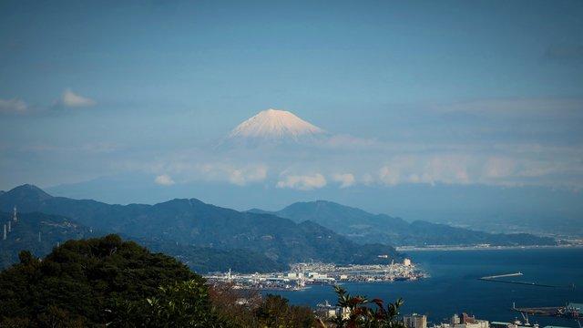 Der Fuji aus der Ferne: Spezielle Aussichtspunkte