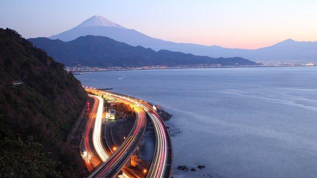 Freie Fahrt für Touristen: Der Japan Expressway Pass