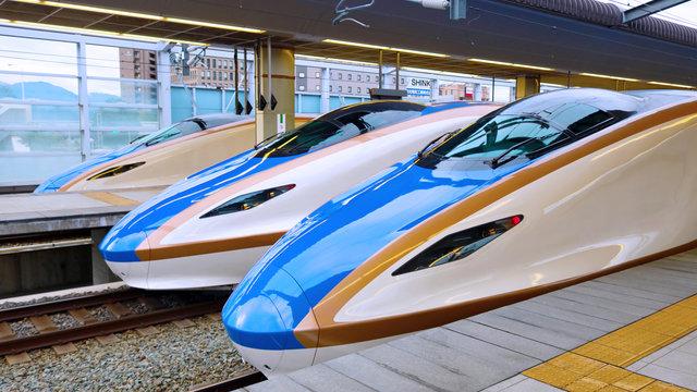 Nach dem Taifun: Shinkansen-Strecke Tokio - Kanazawa unterbrochen