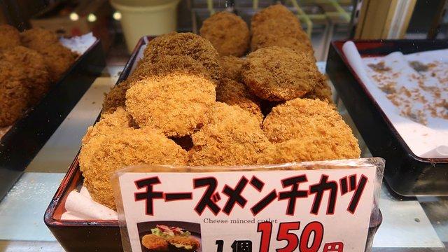 Streetfood in Kanazawa