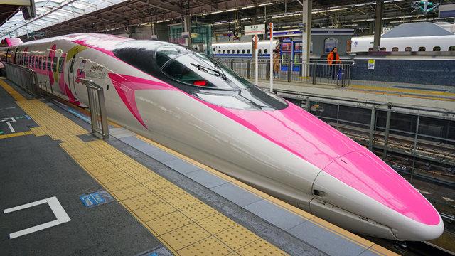 Im «Hello Kitty»-Land Japan