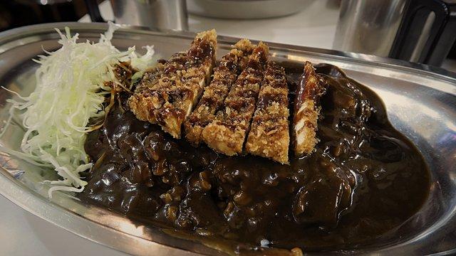 Kanazawa-Curry: Schnitzel mit Curry