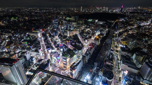 Shibuya Sky: 230 Meter über dem Scramble Crossing