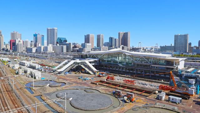 Takanawa Gateway: Tokios neuester Bahnhof