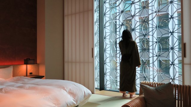 Übernachten in Japan: Von der Kapsel bis zum Ryokan