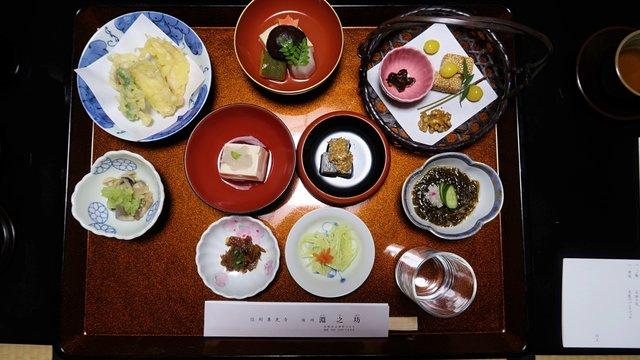 Vegetarisch und vegan in Japan
