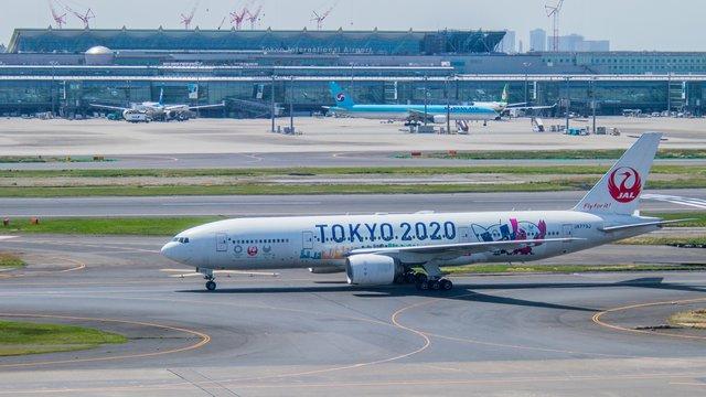 JAL verschenkt 50'000 Flugtickets